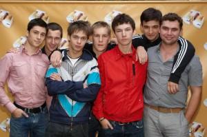 Новые Кремлевские курсанты