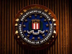 Печать ФБР