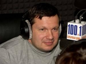 Владимир Соловьев на радио
