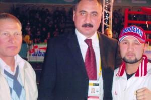 Александр Максютин, спортсмен и тренер