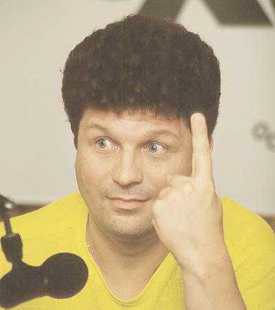 шоумен Минаев Сергей