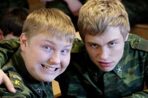 Сериал Кремлевские курсанты