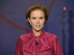 Ольга Кокорекина на пятом канале