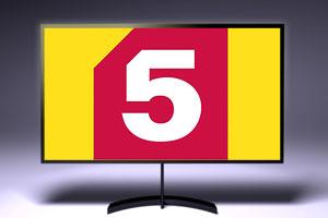Пятый канал логотип