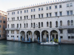 Фондако–деи–Тедески – дворец в Венеции