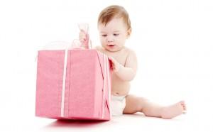 ребенок подарок