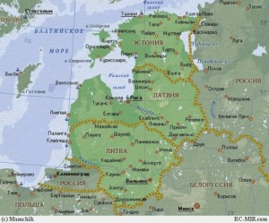 Балтия