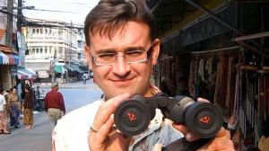 убитый журналист