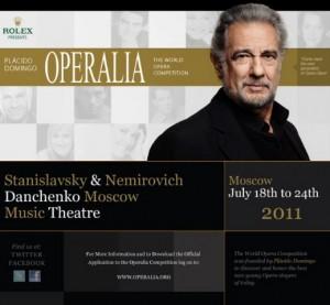«Опералия» Пласидо Доминго в Москве