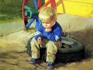 На краю детства