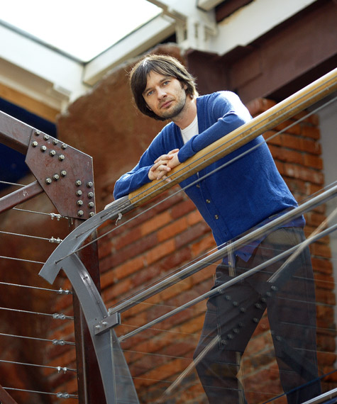 Журналист Андрей Лошак стал директором журнала Esquire