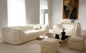 Надувная мебель. Мебель, за которой будущее.