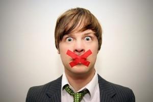 Почему молчат мужчины?