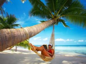 Отдых в раю