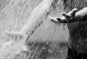 Дождь и я