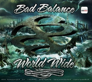 Обложка альбома группы Bad Balance World Wide