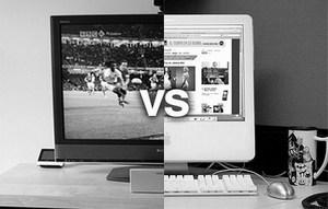 Телевидение или интернет