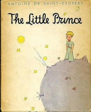 "Антуан де Сент-Экзюпери - ""Маленький принц"""